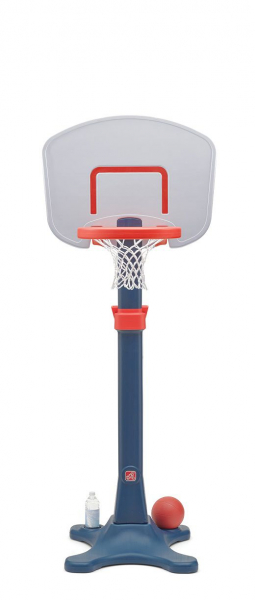 Basketballkorb mit Ständer Pro, niedrigste Höhe
