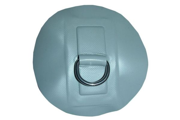 SeaEagle kleiner grauer D-Ring ca. 2cm ohne Kleber