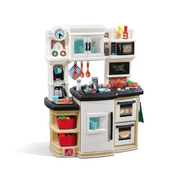 Spielküche Gourmet beige