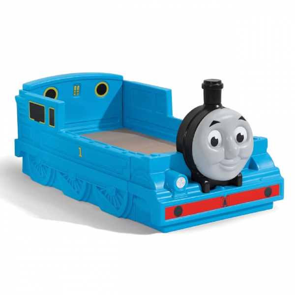 Kinderbett Thomas die Lokomotive, Bett Kinderzimmer