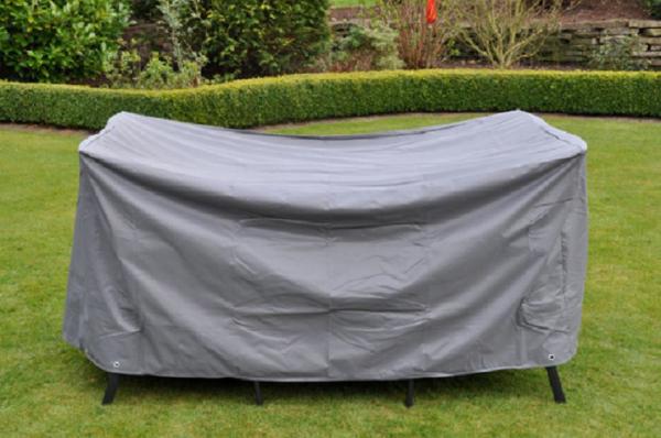 Premium Abdeckung für Möbel eckig, 230x155x80 cm wasserdicht Schutzhülle