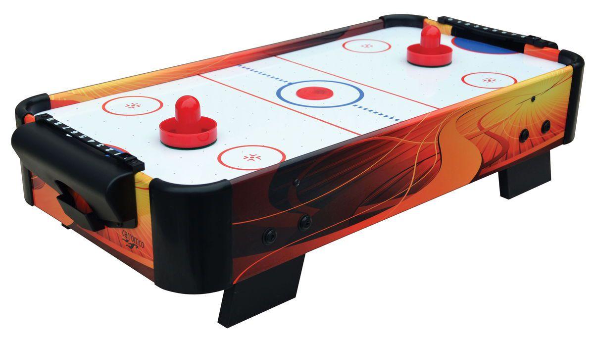 Airhockey Tafel Klein : Carromco airhockey speedy xt tischauflage sport freizeit haus