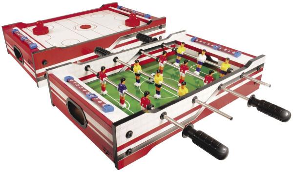 Multi-Spiel FLIP-XM, 2 in 1 Tischauflage