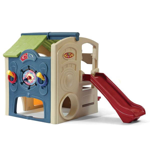 STEP2 Spielhaus FunCenter mit Rutsche