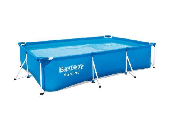 Steel Pro Frame Pool, 300x 201 x 66 cm Hauptbild