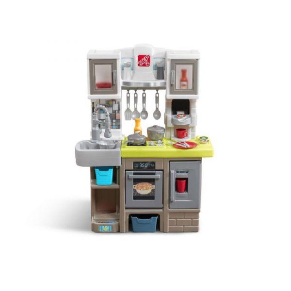 Kinderküche CHEF mit Zubehör, Kunststoff, Spielküche
