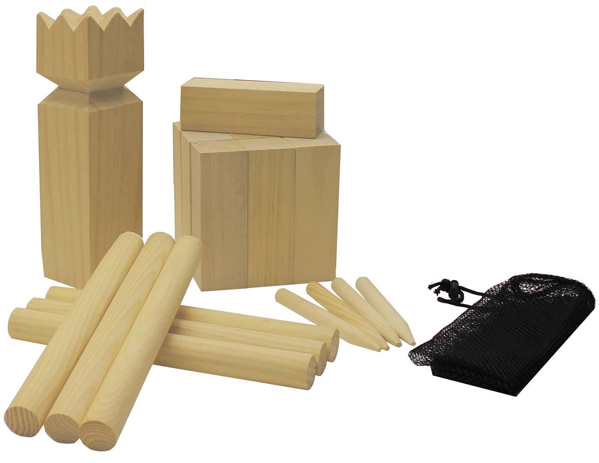 carromco 07711 wikinger schach basic birkenholz sport freizeit haus garten. Black Bedroom Furniture Sets. Home Design Ideas