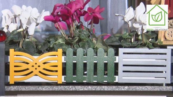 masu Dekor-Elemente für Blumenkastenhalterung