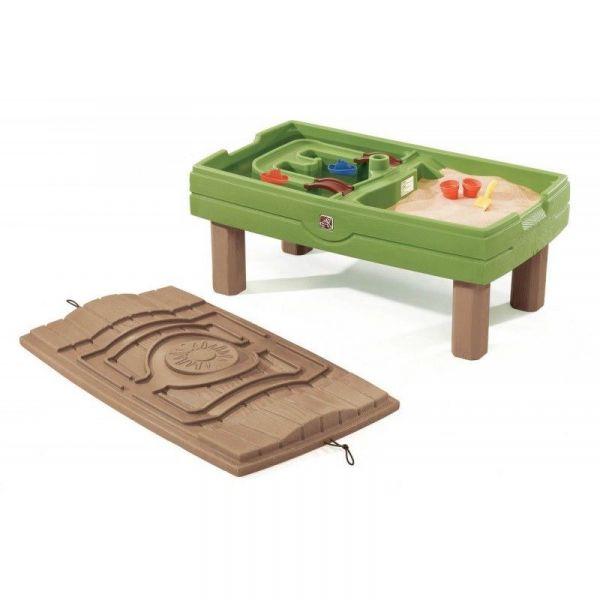 Sand- und Wassertisch, Abdeckung, Sandtisch