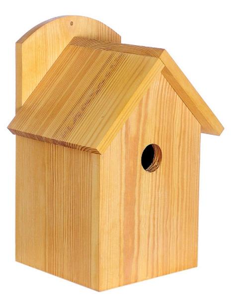 """Vogelhaus """"Meise"""", Holz, Futterhaus, Nistkasten"""