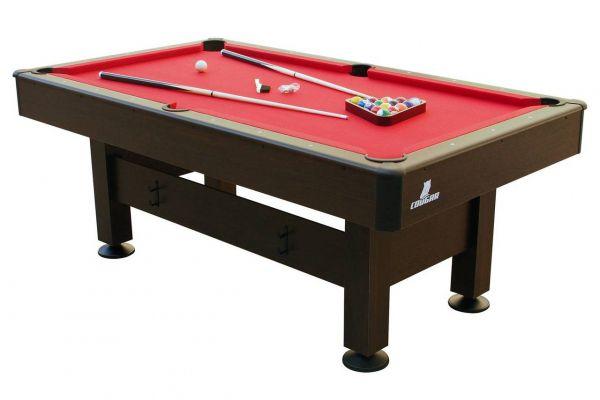Cougar CU-A040.003.00 Topaz Pool-Billardtisch