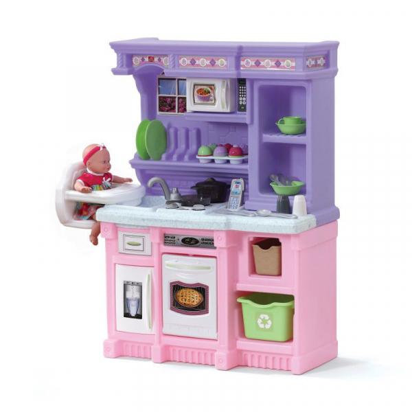 Spielküche Little Baker's, Kunststoff, Kinderküche