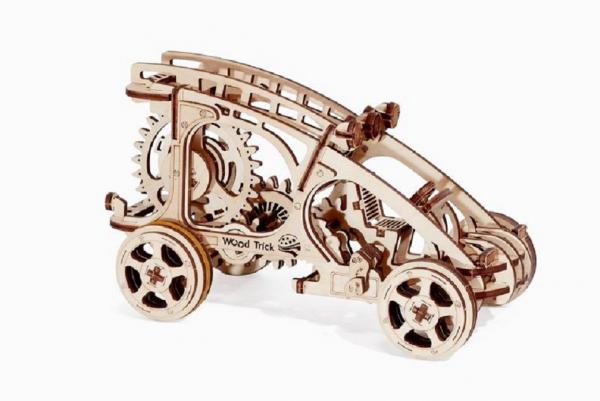 Wood-Trick Buggy, Holzbausatz ohne Klebstoff