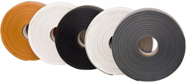 Weichsockelleiste, PVC, verschiedene Längen, selbstklebend