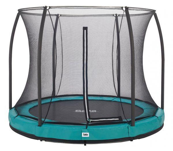 SALTA Bodentrampolin Comfort Edition, grün