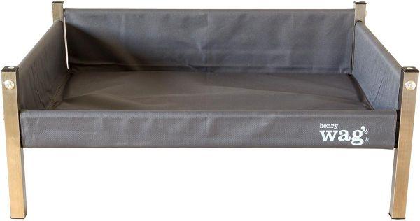 Henry Wag Premium Hundebett, Stecksystem, waschbar