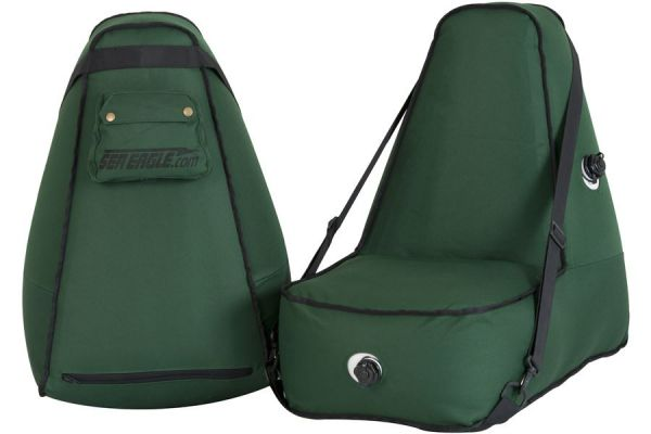 Sea Eagle DFSG Deluxe Fishing high Seat green
