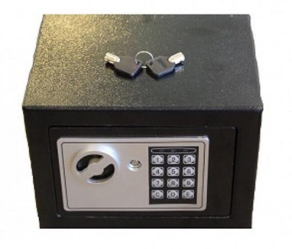 Safe digital, 23x17x17 cm, Tresor
