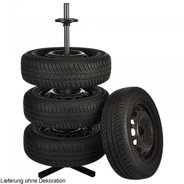 Felgenbaum für bis zu 4 Reifen
