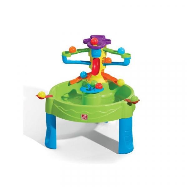 Wasserspieltisch,  Spielbälle-Tisch, Spieltisch