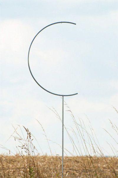 """Bogenstab Aufhängung für Windspiel """"Girland"""""""