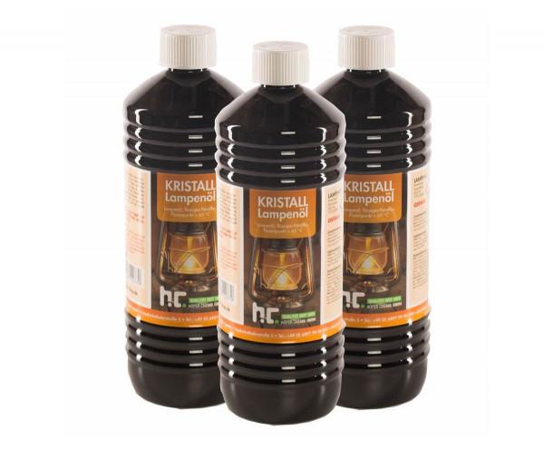 Lampenöl hochrein, praktische 1l Flasche, günstige Setpreise