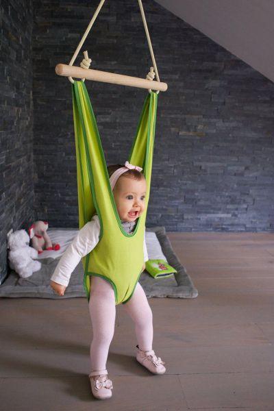 Baby Jumper Zebulette Türhopser Babyschaukel verschiedene Farben