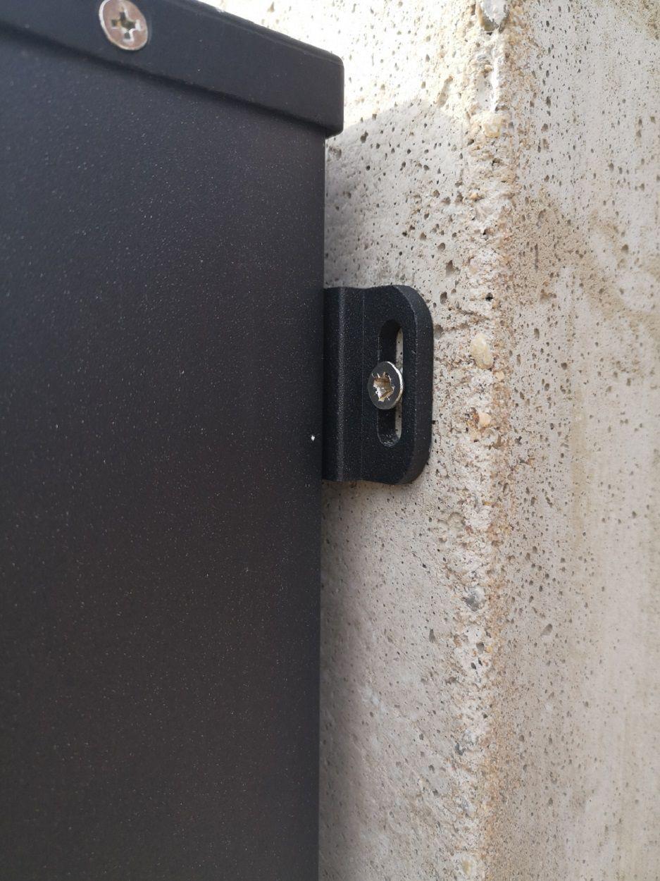 Seitenmarkise Mit Fotodruck 160x300 Cm Sichtschutz Windschutz