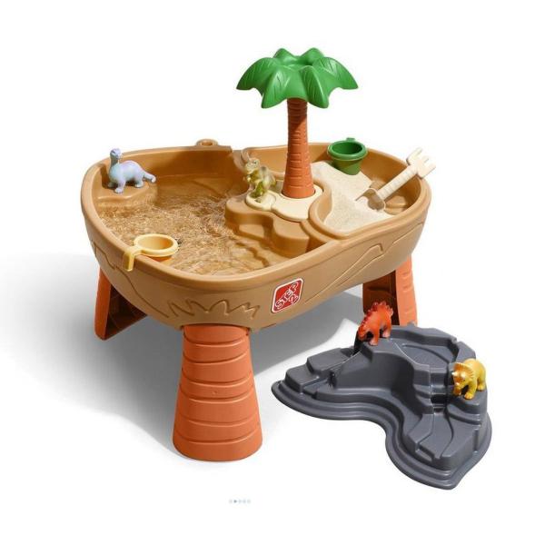Dino Sand- und Wassertisch, Spieltisch