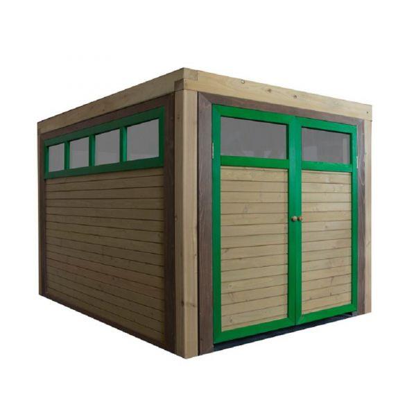 Drive-in für Spielhaus Garage Spielturm
