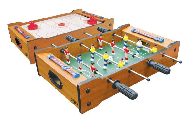 Multi-Spiel FLIP-XW, 2 in 1 Tischauflage