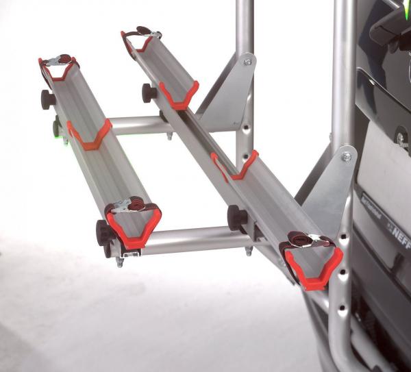 Grizzly Fahrradheckträger 4 x 4 für Geländewagen