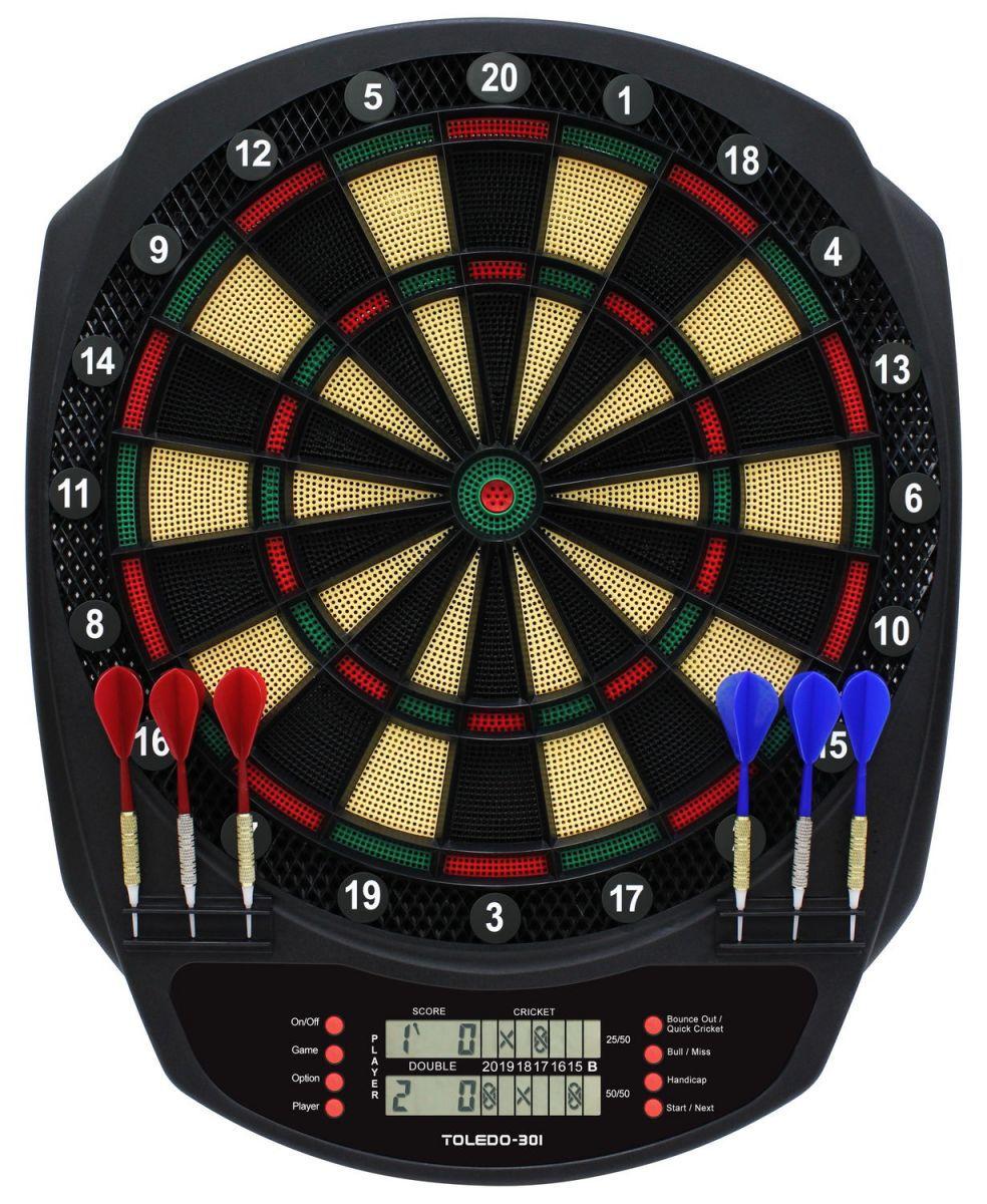 "Elektronisches Profi-Board /""Bullseye/"" 20895"