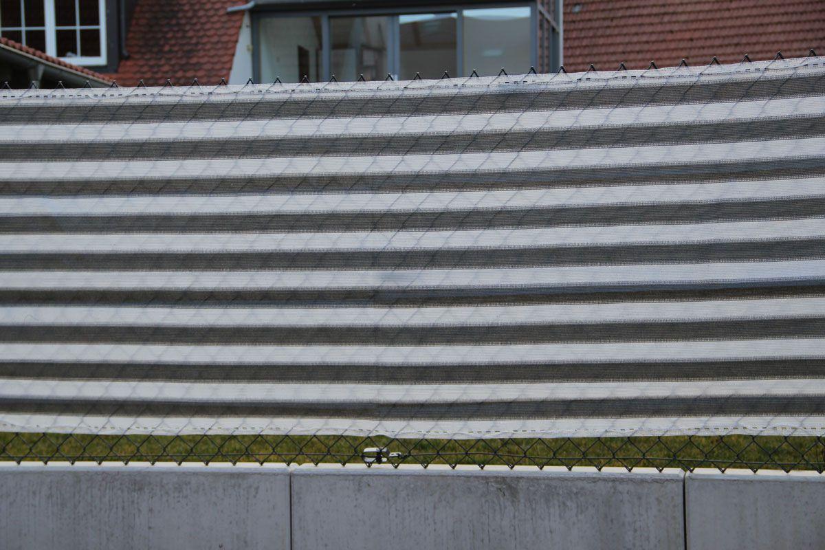 Balkon Sichtschutz robust 180g m² 2 Farben zur Auswahl