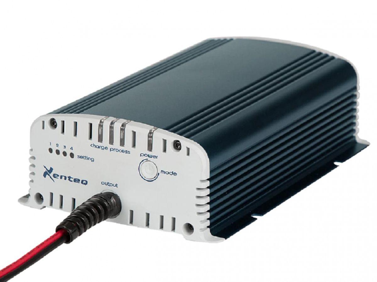 Details zu Batterie-Ladegerät für Wohnwagen und Wohnmobil : LBC 10-10S